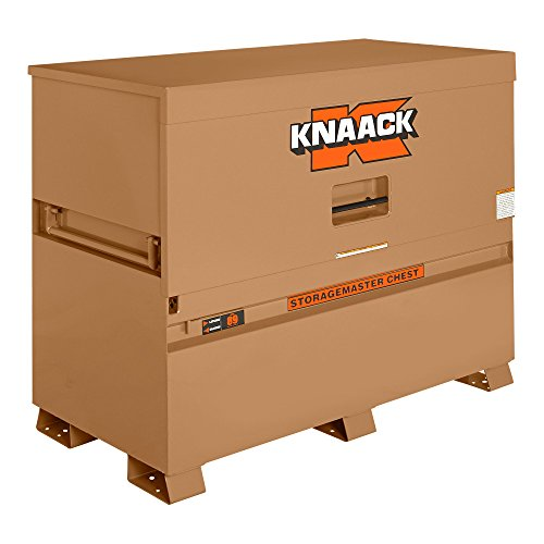 "Knaack 89 60"" x 30"" x 49"" Jobsite STORAGEMASTER Chest"