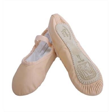 Valeball Ballet - Zapatillas de media punta de danza para mujer, talla 42, color rosa: Amazon.es: Zapatos y complementos