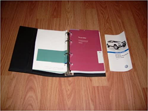 2008 Volkswagen Eos Owners Manual Books