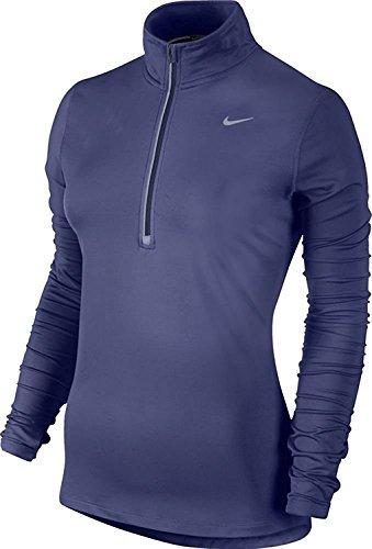 f5ef9bdd66d95 Galleon - Nike Womens Element 1 2 Zip Running Top Size X-Large