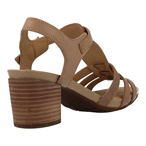 D Geox Modelo Mujer Symi Mujer Taupe Geox A Color Hueso Chanclas Para Sandalias Marca Y nqRUvWwFxP