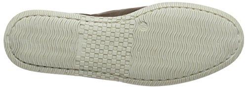 Ben ShermanOauk Boat Shoe - Mocassini Uomo Marrone (Braun (Brown/Tan))