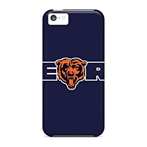 LGECrJo-2195 Case Cover, Fashionable Iphone 5c Case - Chicago Bears
