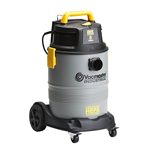 Vacmaster 8 Gallon HEPA Vac with 2 Stage Motor, VK811PH (Industrial Hepa Filter compare prices)