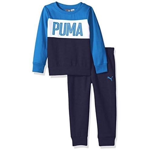 nice PUMA Toddler Boys' Two Piece Fleece Set
