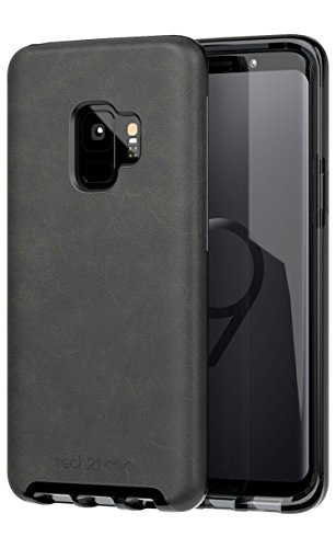 Evo Luxe (Vegan Leather) Case for Galaxy S9 Black