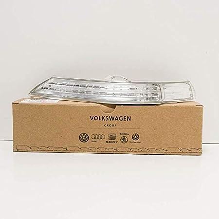 TOOGOO Clignotant LED pour R/éTroviseur de Voiture pour Touareg 2007 2008 2009 2010 2011 7L6949101C 7L6 949102C