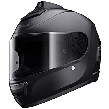 Amazon.com: Sena Momentum INC Pro - Casco con Bluetooth y ...