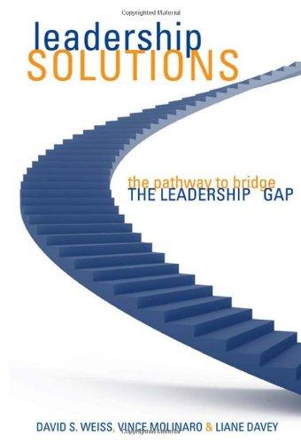 Leadership Solutions: The Pathway to Bridge the Leadership Gap