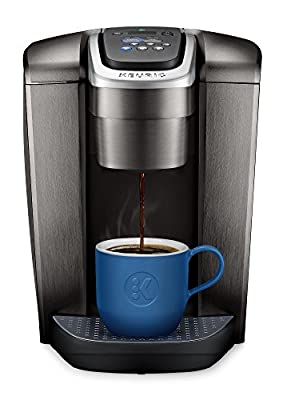 Keurig K-Elite Coffee Maker, Single Serve K-Cup Pod Coffee Brewer by Keurig
