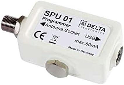 Dct Delta - Spu 01, Programador de unicable descargar ...