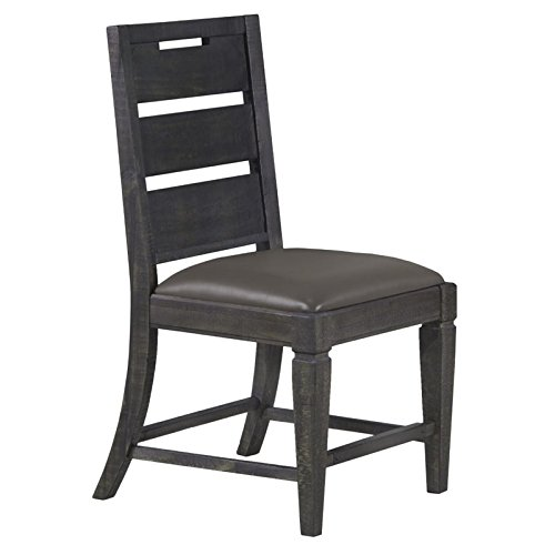 Magnussen Abington Dining Side Chair in Weathered Charcoal