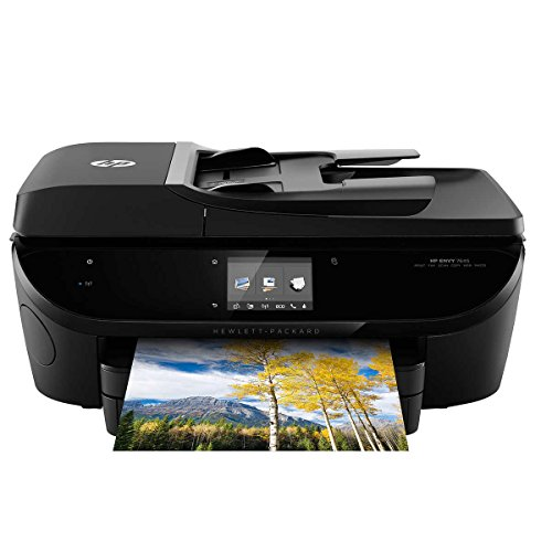 - HP ENVY 7645 e-All-in-One Color Inkjet Printer