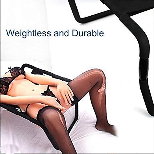 Zeezm masajeador fácil de Llevar Silla Plegable multifunción ...
