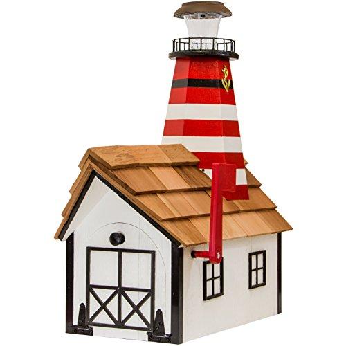 Assateague Lighthouse Mailbox ()