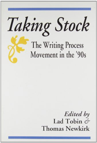 Taking Stock: The Writing Process Movement in the - Writing Stock