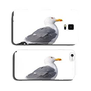sea gull standing on his feet. seagull . cell phone cover case iPhone6 Plus