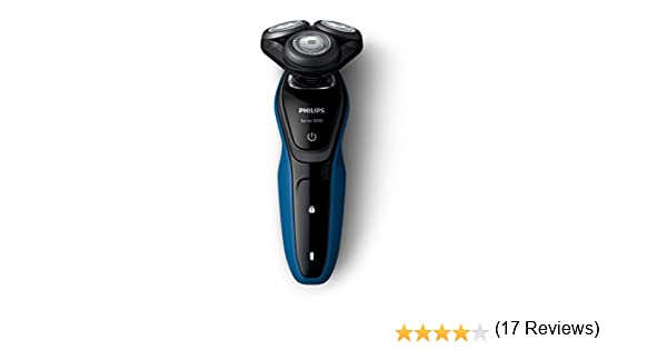 Philips Shaver Series 5000 S5250/06 Recortadora Azul, Carbón ...