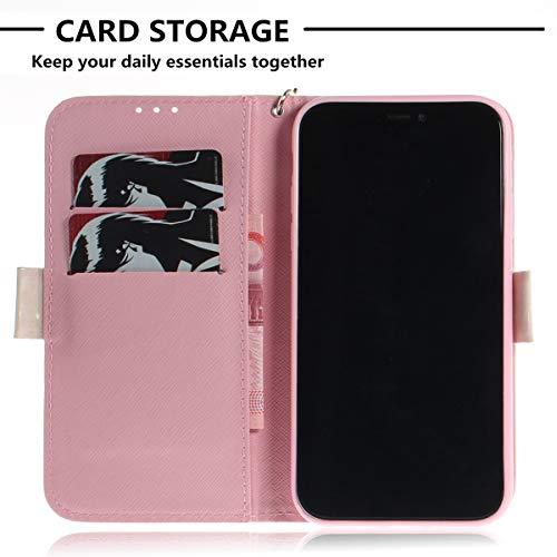 Fonction 5inch Wallet 5 Three Support Coque Iphonex 6 Inch Cover Case Iphone 6 Housse Max Avec Squirrels Intégré De Design Pour Xs Inshang UxTpAqp