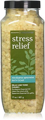 Bath and Body Works Eucalyptus Spearmint Bath Soak Aromatherapy ()