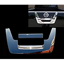 MaxMate 05-12 Nissan Frontier Chrome Tailgate Handle Cover