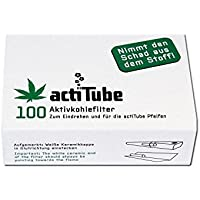 Tune Active Charcoal Filter More Pleasure Smoking Thanks to Active Charcoal 100 Pieces by ActiTube
