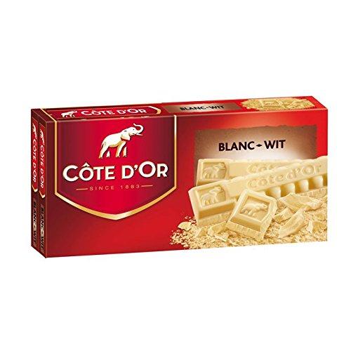 Cote D'Or   Bar   White   2x200gr/14.1oz
