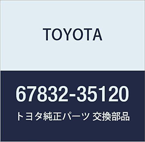 Genuine Toyota 67832-35120 Door Service Hole Cover