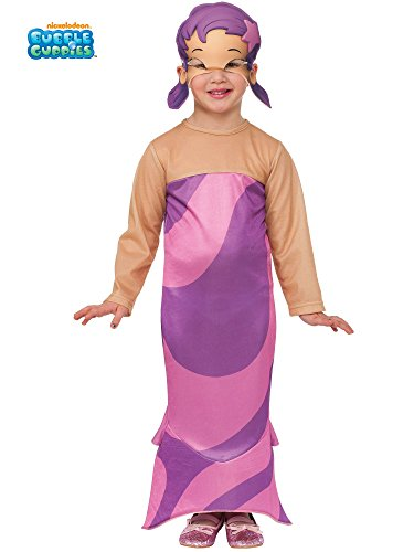 Rubies Bubble Guppies Oona Costume, Toddler -