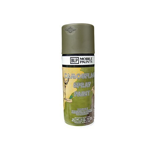 olive green spray paint - 6