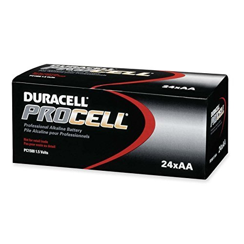 Duracell PROCELL General Purpose Battery - 2100 mAh - AA - Alkaline - 1.5 V DC