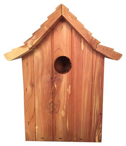 Cedar Green NM073 Cozy Manor Bird House