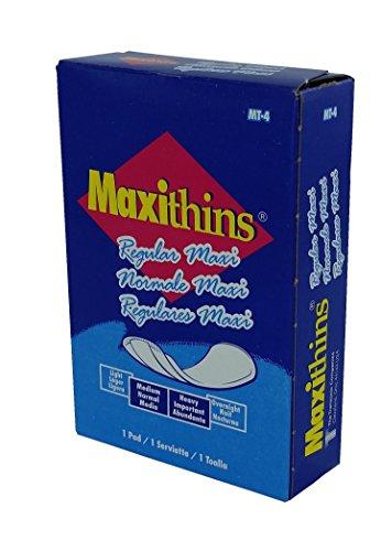 Maxithins Pad 10 Pack Individually Boxed Pad ()
