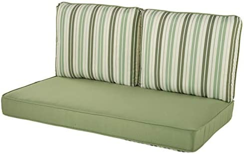 Quality Outdoor Living 29-SS46LV Loveseat Cushion
