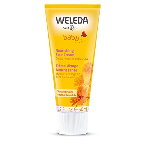 Weleda Nourishing Face Cream, 1.7 Ounce