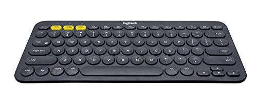 Click to buy Logitech K380 Multi-Device Bluetooth� Keyboard Dark Grey (US INTL) - From only $124