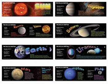 Bb Set Solar System - Carson Dellosa Solar System Mini Bb