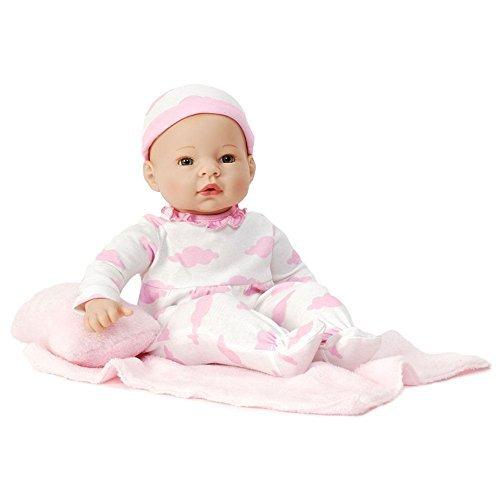"""Madame Alexander 16"""" Middleton Baby Doll Newborn Essentials Set - Caucasian"""