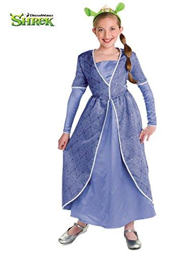 Deluxe Princess Fiona Child Costume (Medium) ()