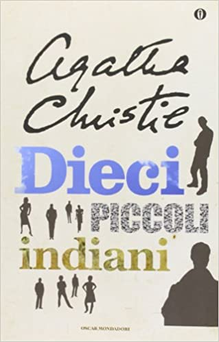 10 Piccoli Indiani Ebook
