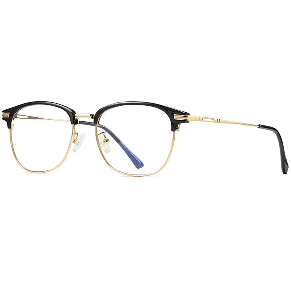 Filtro a luce blu TR90 [anti Eye Strain] Occhiali per computer, blocco UV Nero e gli occhiali. Sheen Kelly