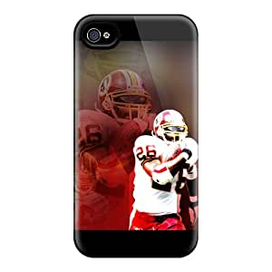 Brand New 4/4s Defender Case For Iphone (washington Redskins)