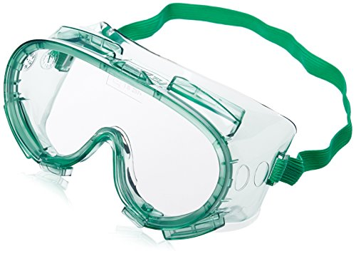 Neiko 53829A Lab Safety Goggles, Impact and Chemical Splash Resistant | Indirect Ventilation, Polycarbonate Lens, ANSI Z87.1