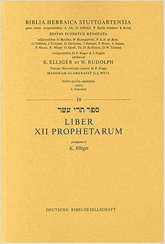 Kostenlose Auido-Buch-Downloads Hebrew 12 Prophets-FL PDF MOBI