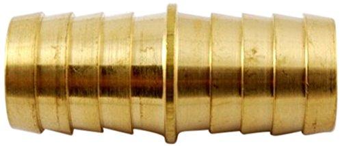 3/4 Hose ID, Hose Barb Mender/Splicer/Joiner/Union Fitting Brass Tubing Hose Adapter/Coupler