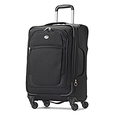 American Tourister Ilite Xtreme Spinner 21, Black, One Size