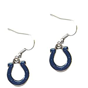 Indianapolis Colts Dangle Earrings