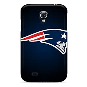 New Tpu Hard Cases Premium Galaxy S4 Skin Cases Covers(new England Patriots)