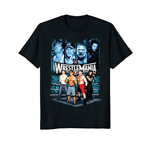 WWE Wrestlemania Champions Group -