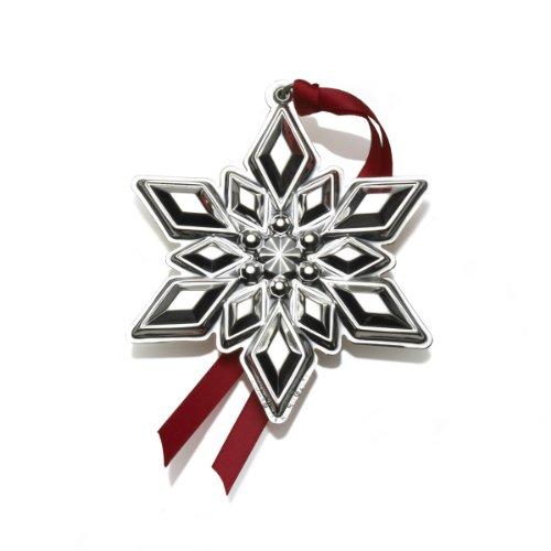 Gorham 2013 44th Edition Snowflake Ornament